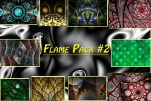 5,000 Views - Flamepack 2 by TyrantWave