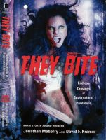 'They Bite' book cover ill by jasonbeam