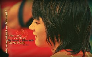 MinHo - Love Pain by EmAn0o9