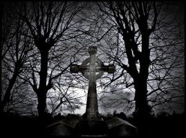 shrouded in darkness by Gothicmama