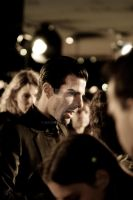 Zachary Quinto by maxisoft