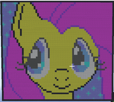 Ponys in minecraft by NassuArt