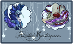 Flushed Masterpieces Banner by Threshold-Assassin