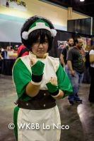 Avatar: Toph Cosplay by Cheshire-Kitteh