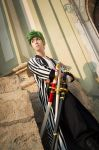 Roronoa Zoro Cosplay by Berry-Cosplay