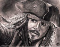 Captain Jack Sparrow by Astaldo-Fea