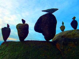 BALANCED STONES 172 by JJShaver