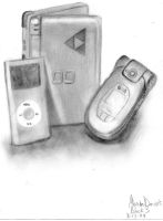 DS, Phone, iPod by t00littletim3