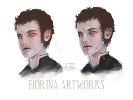 Penny Dreadful - Victor Frankenstein - WIPs by Fiorina-Artworks