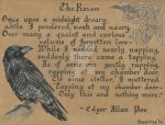 The Raven by saoirsesushi