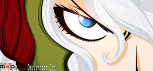 Mirajane TakeOver: Sitri by MapleColours