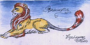 Stratovarius by TigaLioness