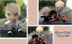 Nitro+Chiral Trip plush by Laurel-Lion