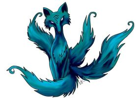 Kitsune - The Fox by FoxlingTM