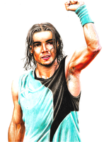Nadal by StoneTheCrow87