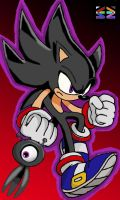Nega Sonic by BioMetalNeo