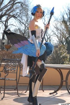 Odin Sphere by rhubarbpie