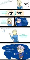Jelsa comic. by DaisyWave