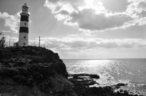 The Albion lighthouse 3. by Gothumanity