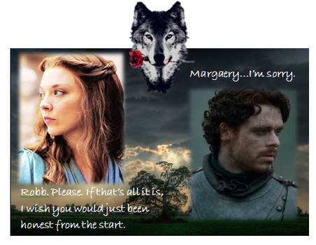 A1 Chapter 10 Robb Stark, A Wolf King by S. Stark by QuillBlade15