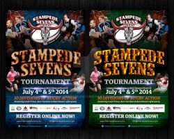 Stampede Sevens Tournament by sercor