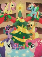 ATG Day 15 - Decorating the Tree by Bratzoid