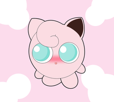 Jigglypuff by CaramelKirby45