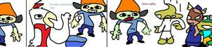 Summary of parappa by Divachu