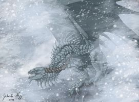 Snow storm by Surk3