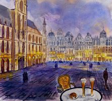 Grand place by JoanLlado