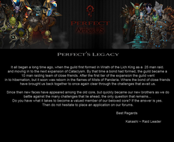 Perfect - Horde - History by Ammeg88