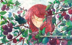 Red Berry by Kaewsricha