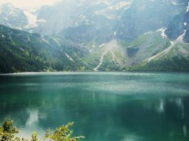 Morskie oko by Ukiyox3