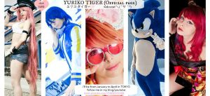Official Page Facebook by YurikoTiger