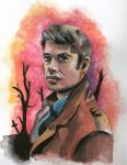 Dean Winchester by UnsweetTii
