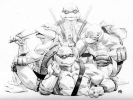 TMNT by RansomGetty