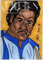 Lando Calrissian by J-Dubi