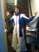 Kaito cosplay [No wig] by Sad-Panda-46