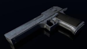 Desert Eagle .50AE by TheSphinx