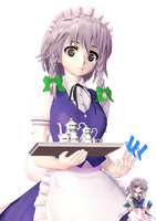 Game like Sakuya finished by Ichigimy