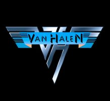 Van Halen Traditional Logo by cpricecpa