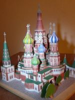 Saint Basil's Cathedral by jolabrodnica