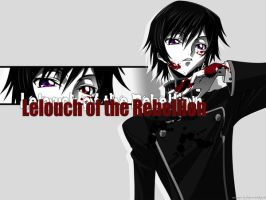 Lelouch of the Rebellion by LuluFans