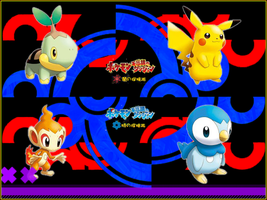 PMD 2 - Wallpaper by oOShadeOo