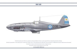 Fiat G55A Argentina 1 by WS-Clave