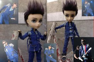 Jared Leto Custom Taeyang doll by 5akuraD1va