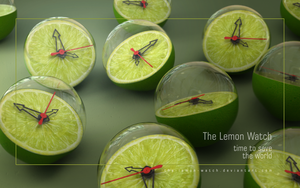 The Lemon Watch Time by THE-LEMON-WATCH
