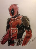Deadpool by 44Shadow44