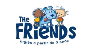 The Friends logo by tutom