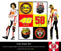 Ciao Super Sic from VR46 by WazenG